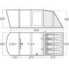 Vango Capri 400XL Tent Herbal